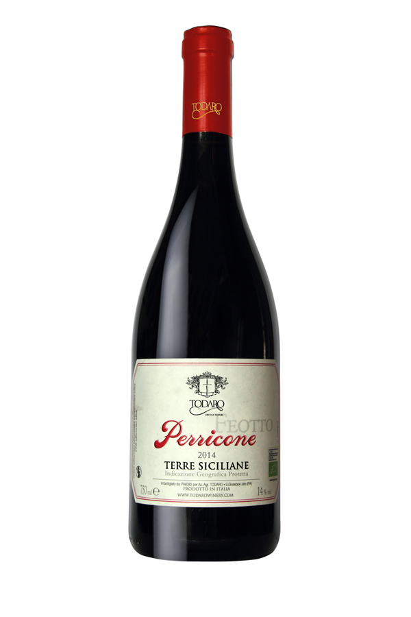 Perricone - Terre Siciliane - Todaro Winery